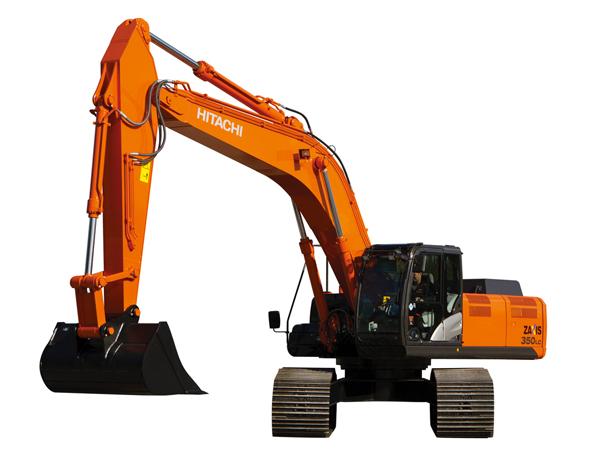 Hitachi zx-350