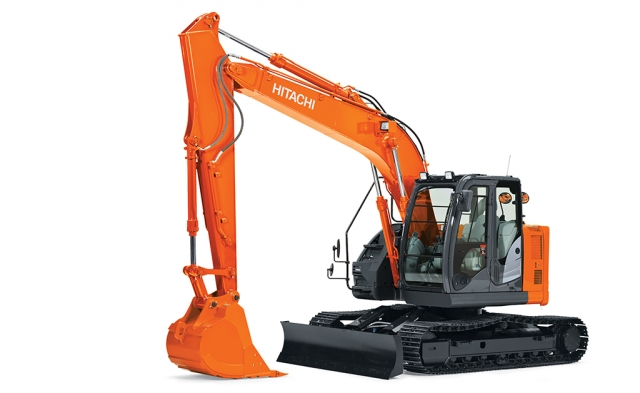 Hitachi ZX135US-5