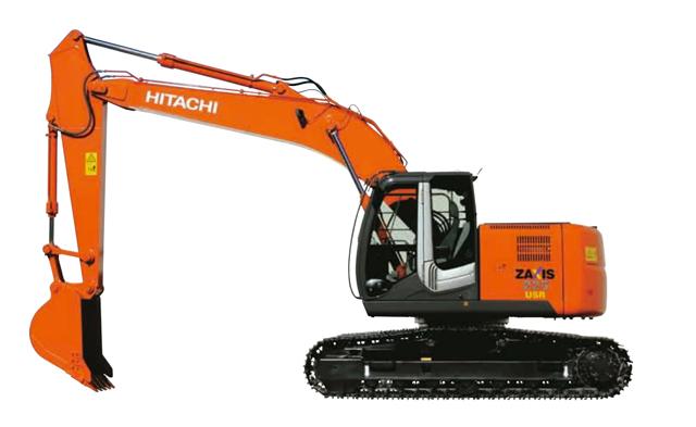 Hitachi zx225-USR