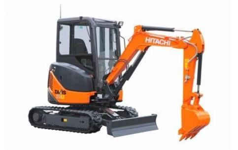 Hitachi ZX29U-3 Mini Excavator